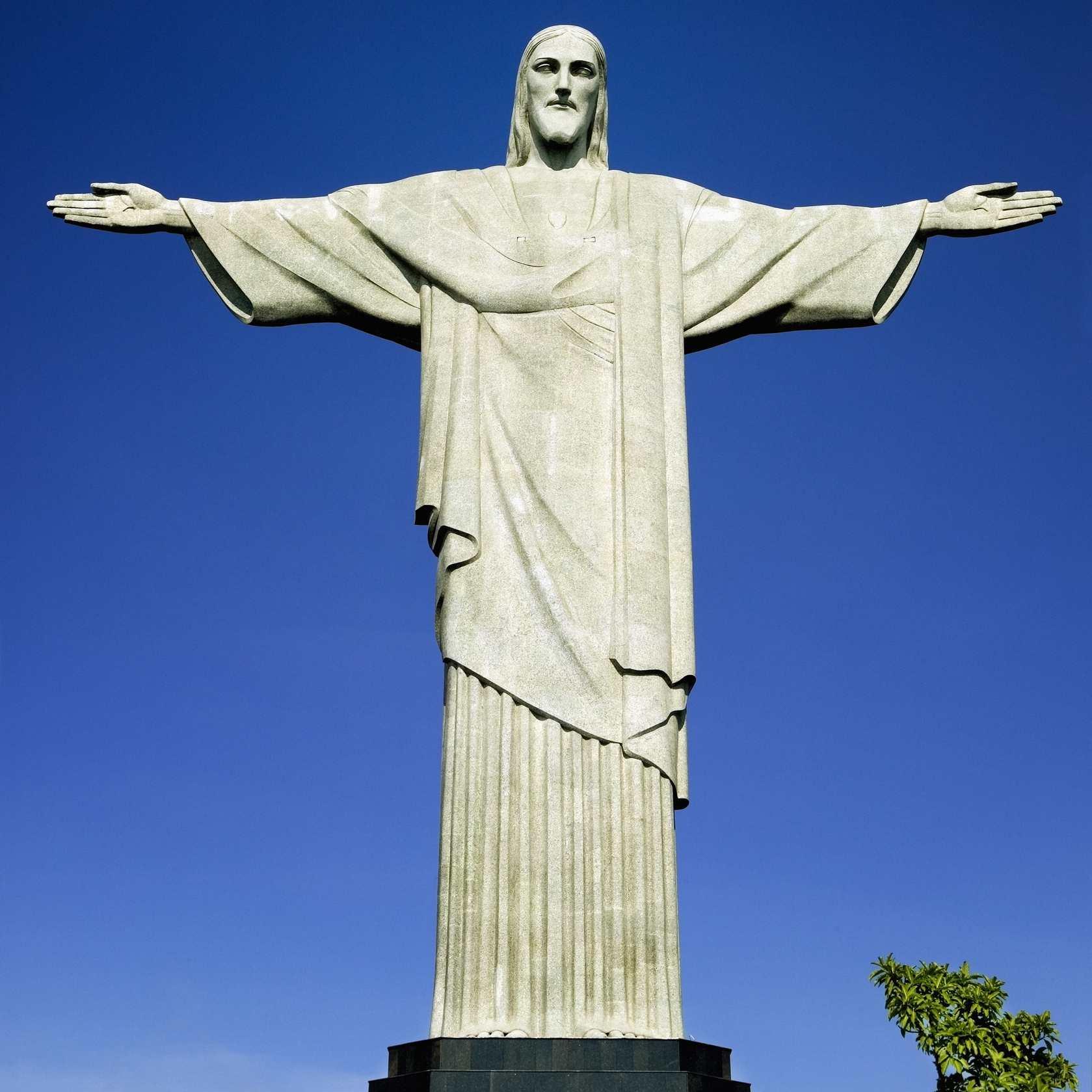 Brazil, Rio de Janeiro, Corcovado mountain, Christ the Redeemer