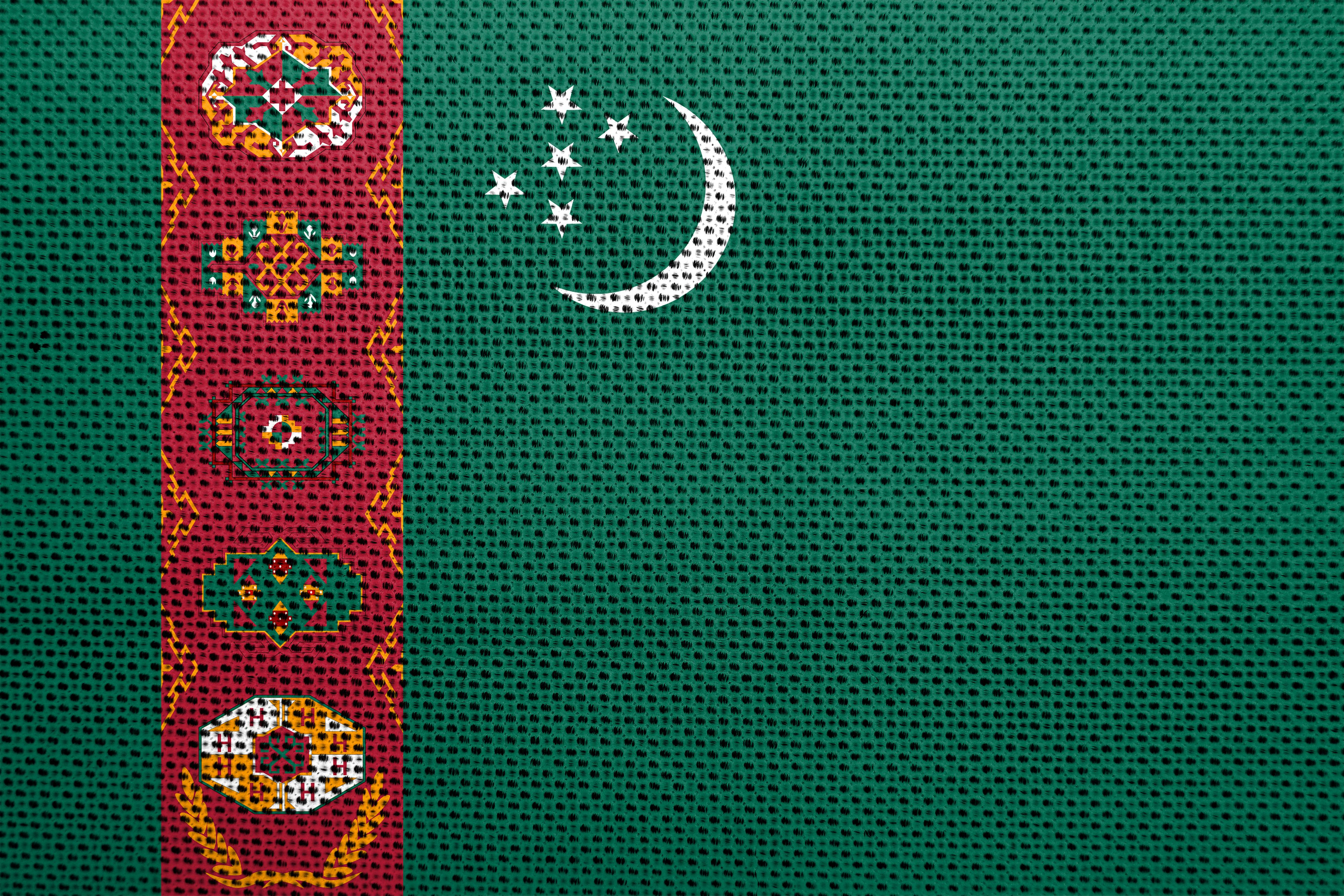 What Flag Is Green And White With A Moon Star About Flag Collections