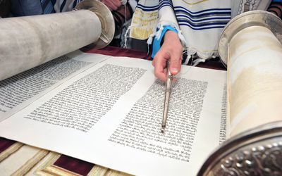 The Five Books of Moses in the Torah