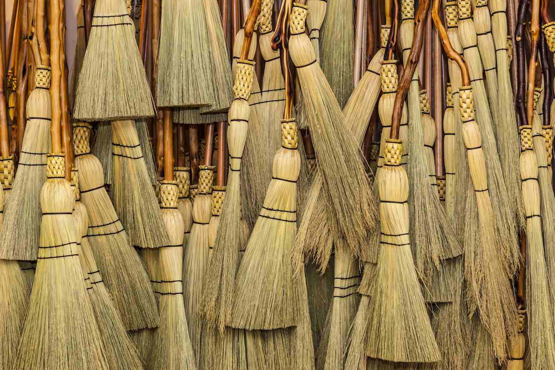 Make a Witch's Broom