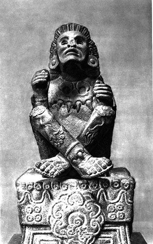Xochipilli, Macuilxochitl: God of Gambling in Aztec Religion, Mythology