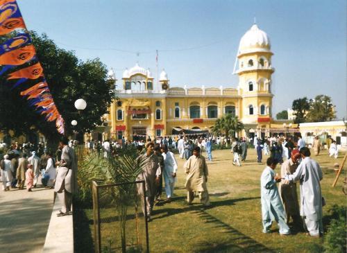 Guru Nanak Dev Gurpurab Celebration in Nankana Pakistan