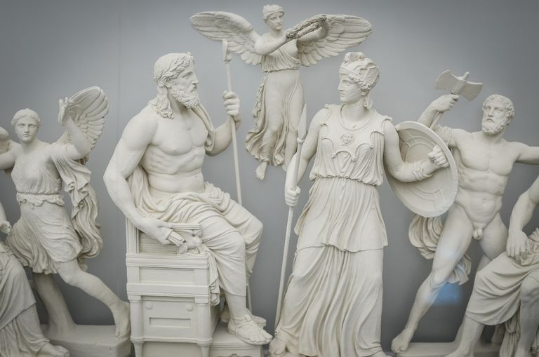 List of Gods and Goddesses From Antiquity
