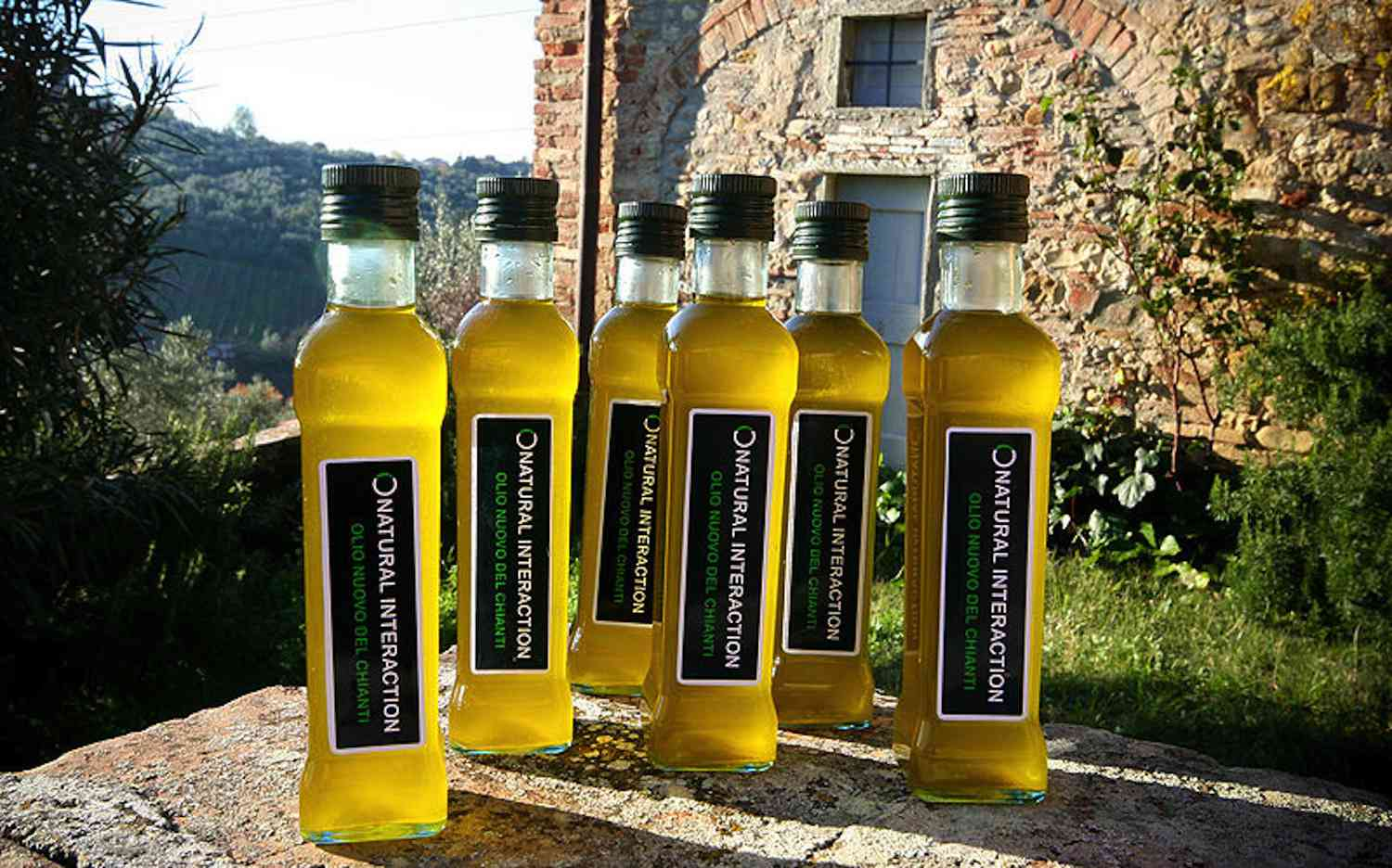Natural Interaction Olive Oil