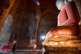 boy and buddha