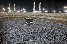 Makkah During Hajj