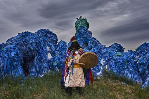 Khentii shaman