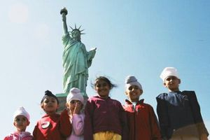 Sikh Americans and the Statue of Liberty