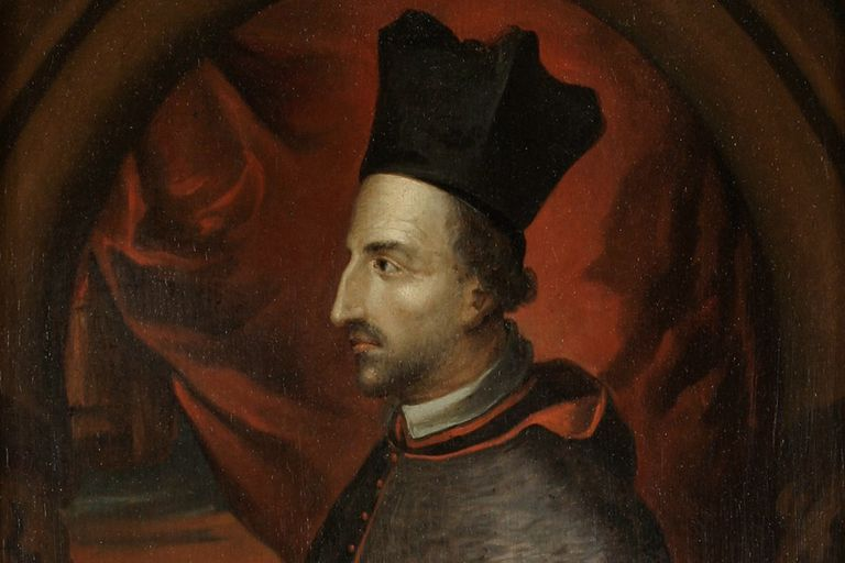 Portrait of Cornelius Otto Jansen
