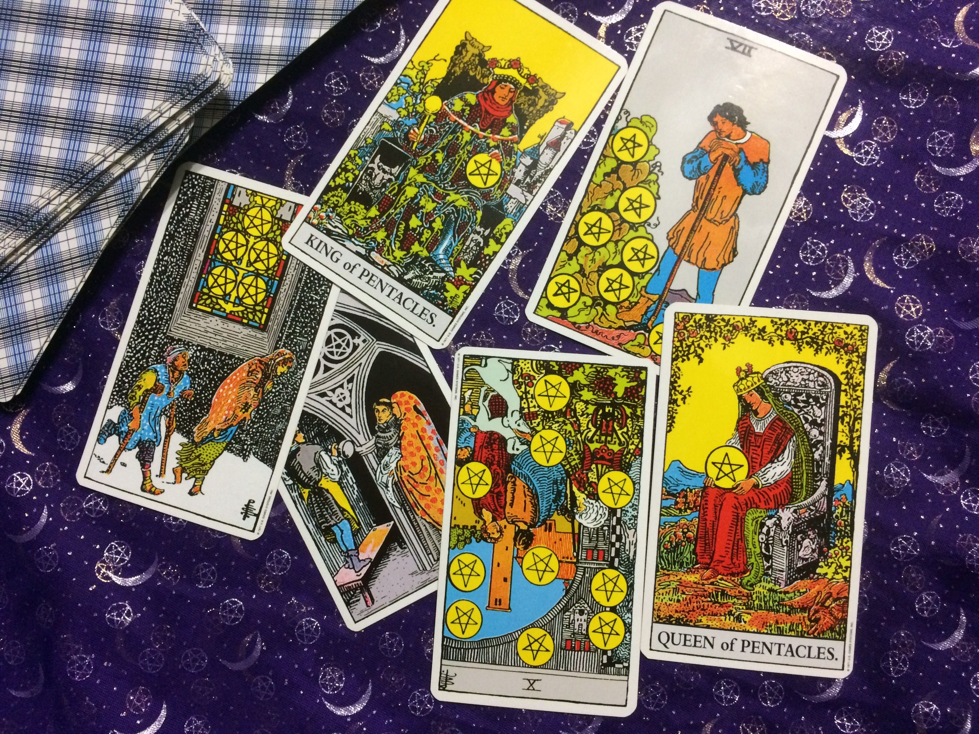 What Do the Pentacles Mean in Tarot?