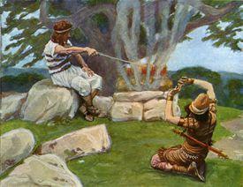 Gideon in the Bible