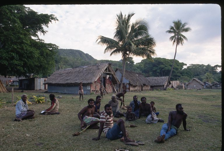 Village of the John Frum Cargo Cult