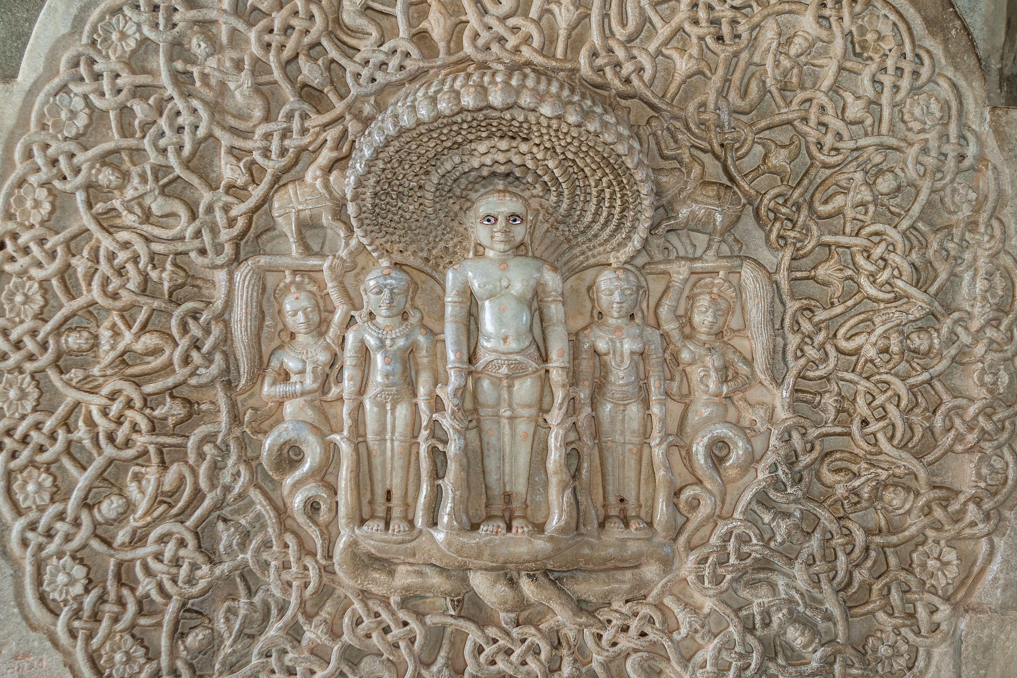 Jainism Beliefs: The Three Jewels