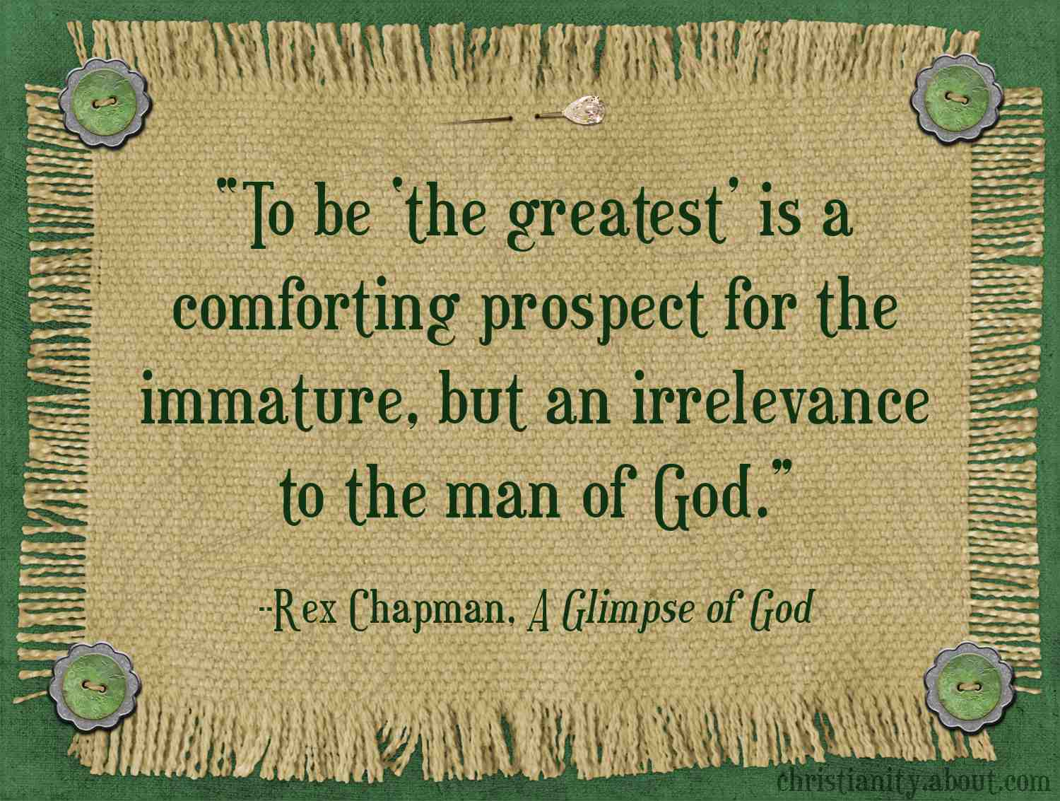 Humility is Possible When We Know Our Place With God