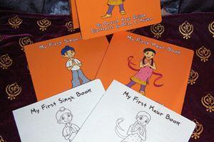 My First Sikh Books Set