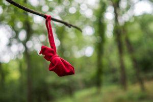 Prayer tie