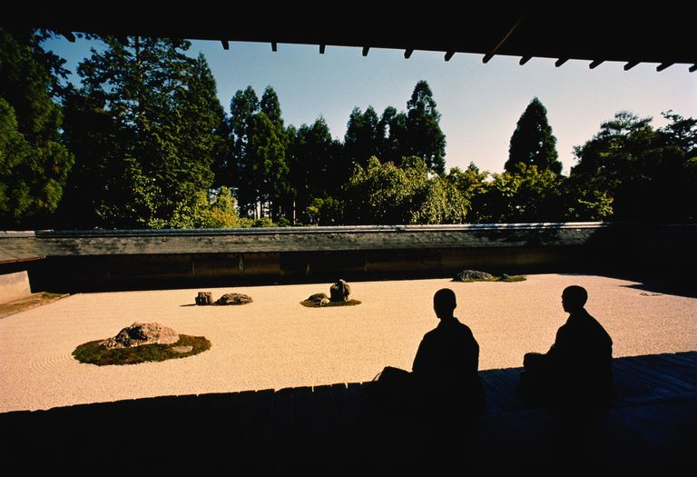 ryoanji rock garden
