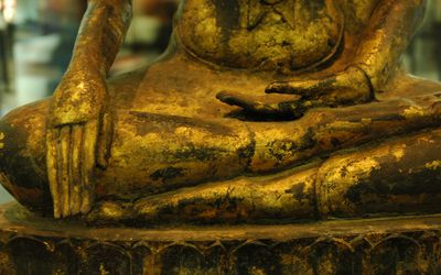 The Five Dhyani Buddhas: Symbols of Consciousness