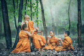 Monk are teacher