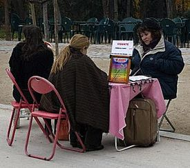 Tarot in the Park