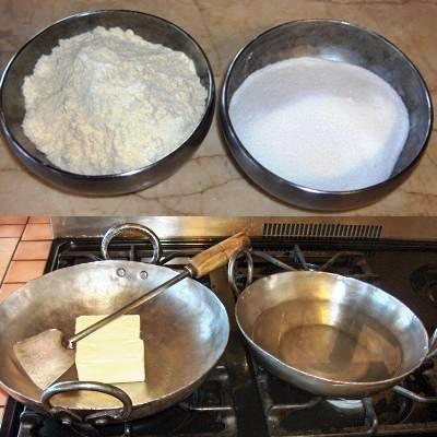 Prashad Ingredients