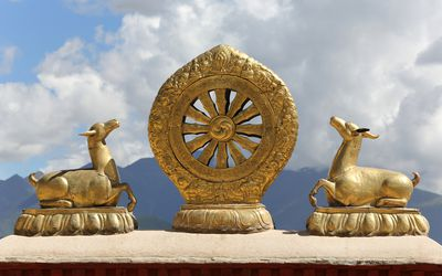 What Buddhists Mean by the Term Buddha Dharma