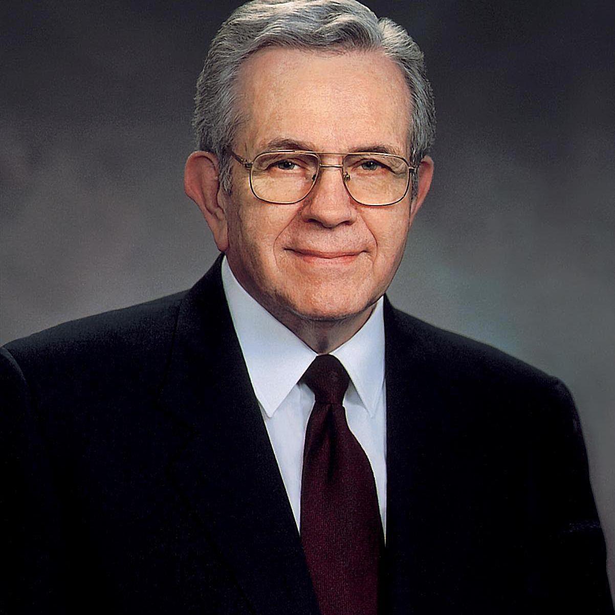 President Boyd K. Packer.