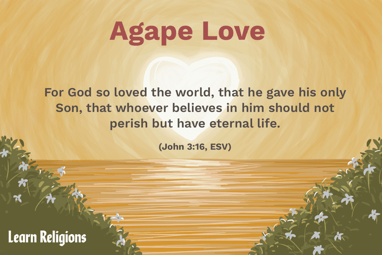 What Is Agape Love in the Bible?