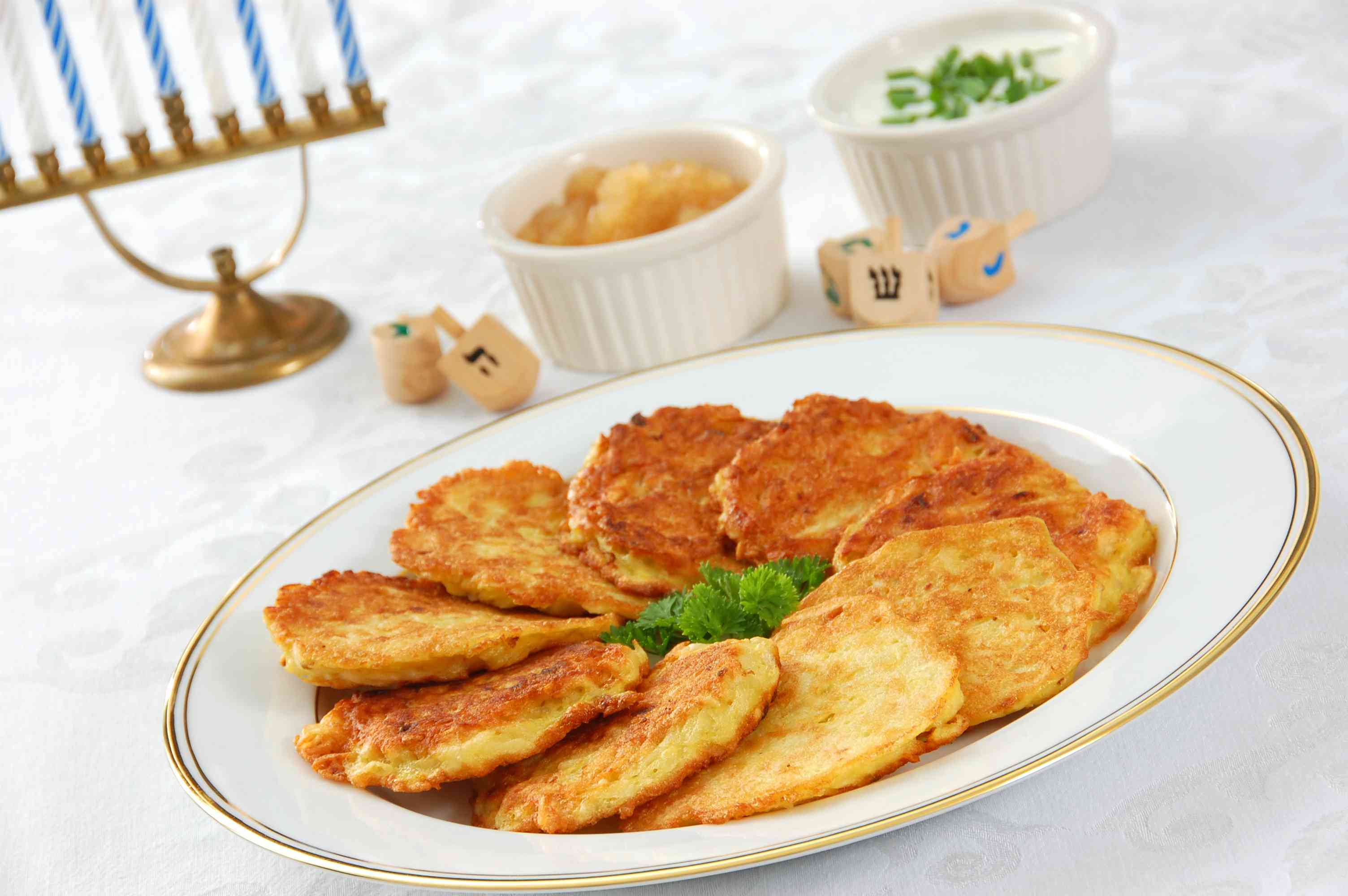 Common Hanukkah Food Traditions
