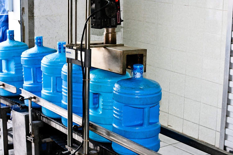 Bottled Zamzam Water