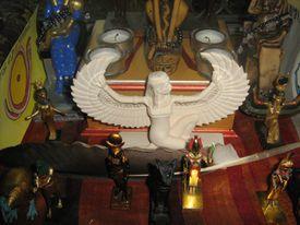 Netjeru Shrine