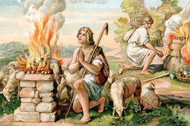 Who Is Cain in the Bible?