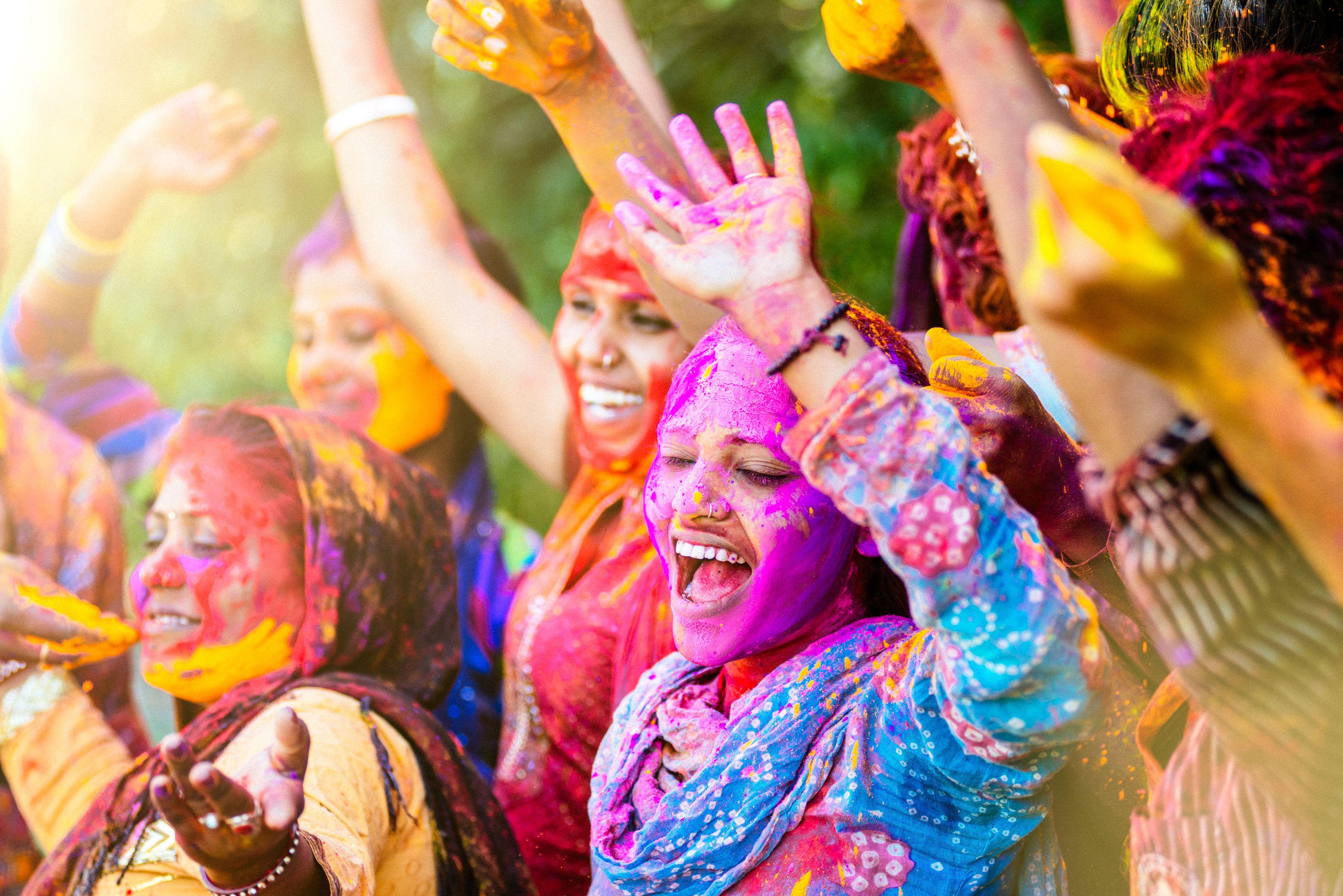 Future Dates for the Hindu Holi Festival