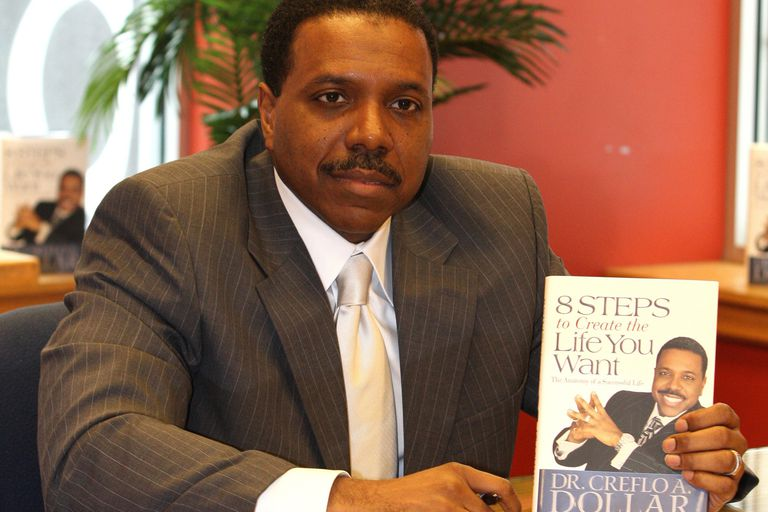Word of Faith Preacher Creflo Dollar