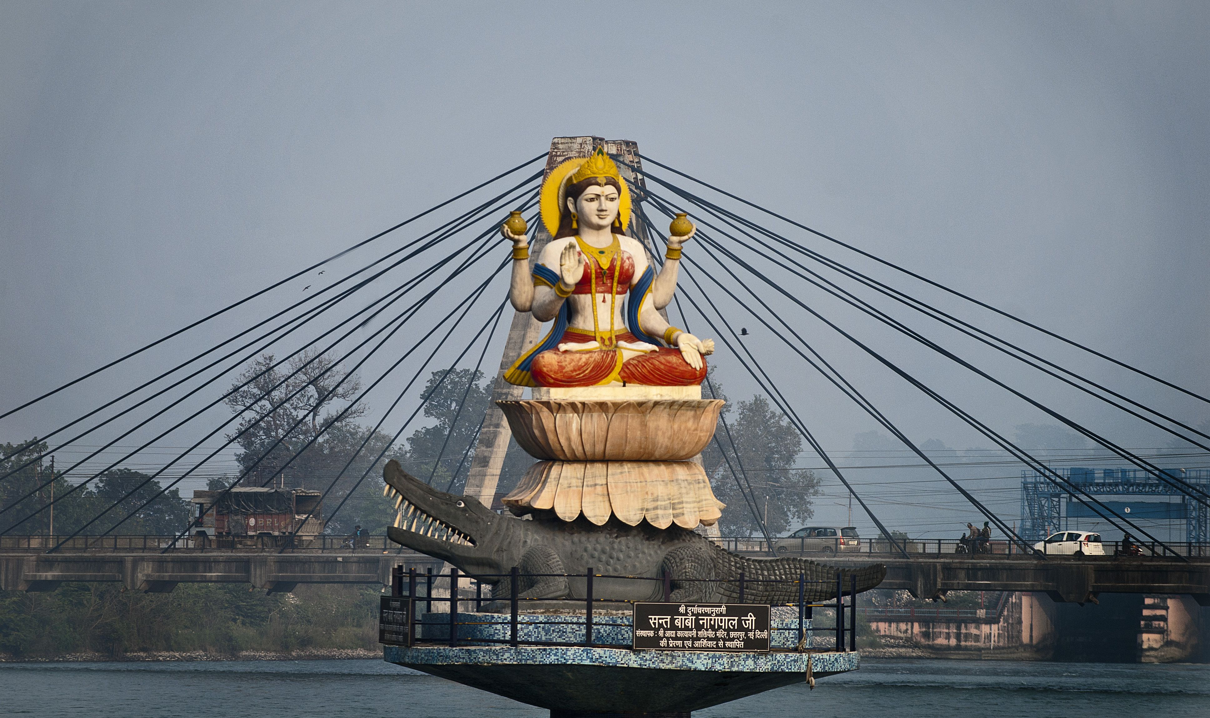 Why Do Hindus Consider the Ganges River Sacred?