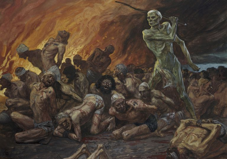 Painting of Hell