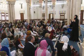 Mosque service
