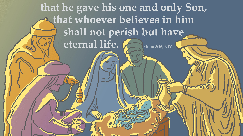 Christmas Bible Verses to Celebrate the Birth of Jesus