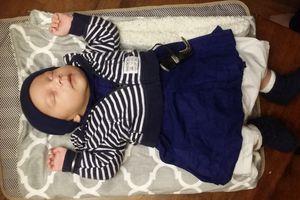 Sikh Baby Boy In Traditional Attire