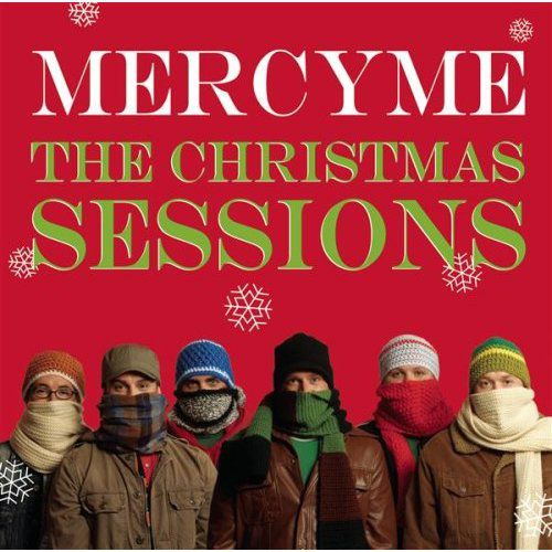 MercyMe - The Christmas Sessions cover