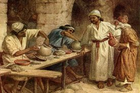 Jeremiah and the Potter