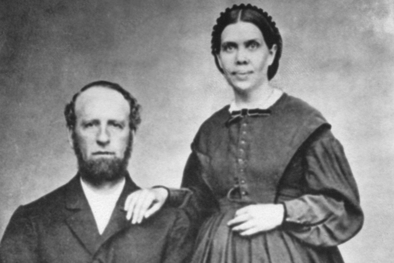James and Ellen White