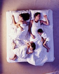 people sleeping sleep bed