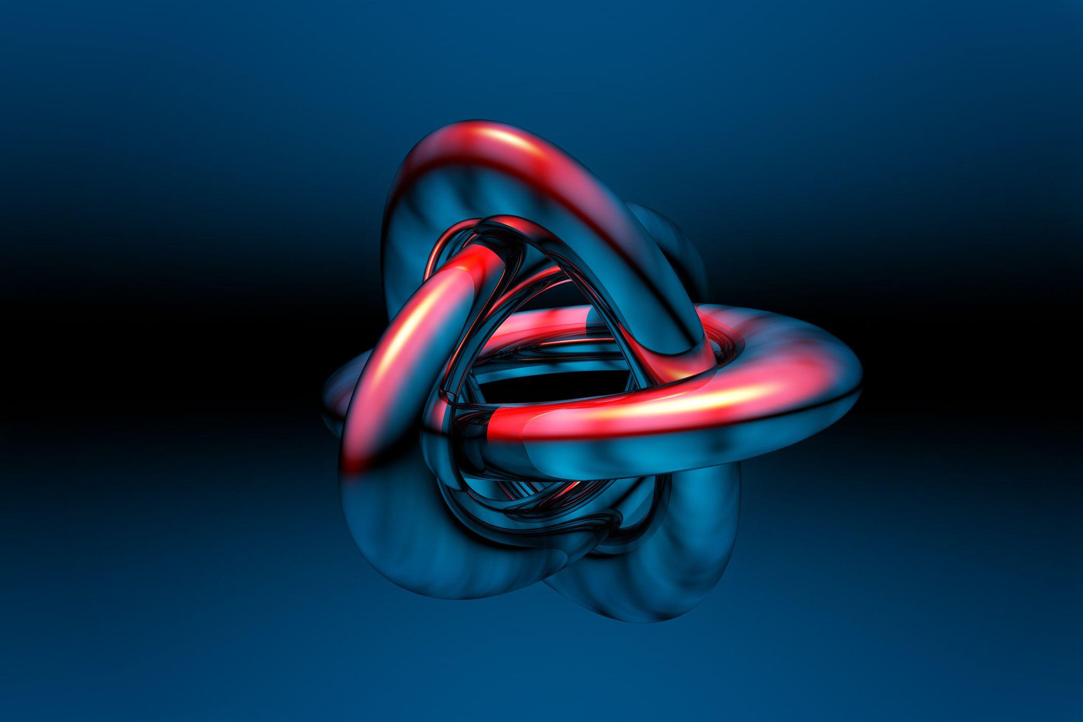Borromean Rings, illustration