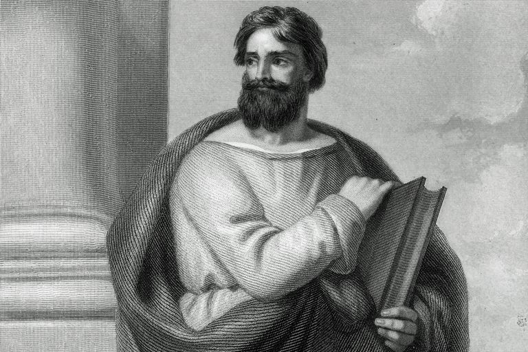 Luke the Scripture Writer and Physician