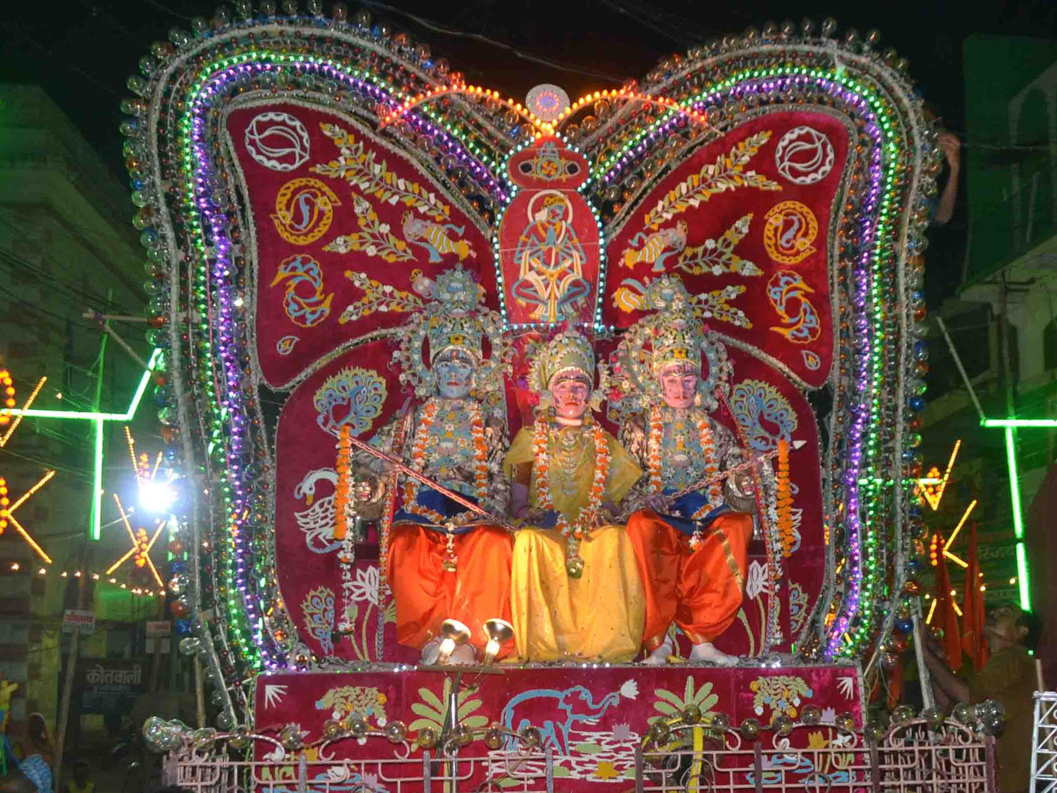 The History and Origin of the Durga Puja Festival