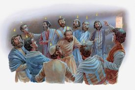 Day of Pentecost illustration