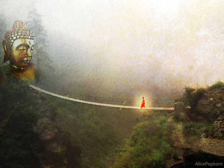 The way of the heart in buddhism