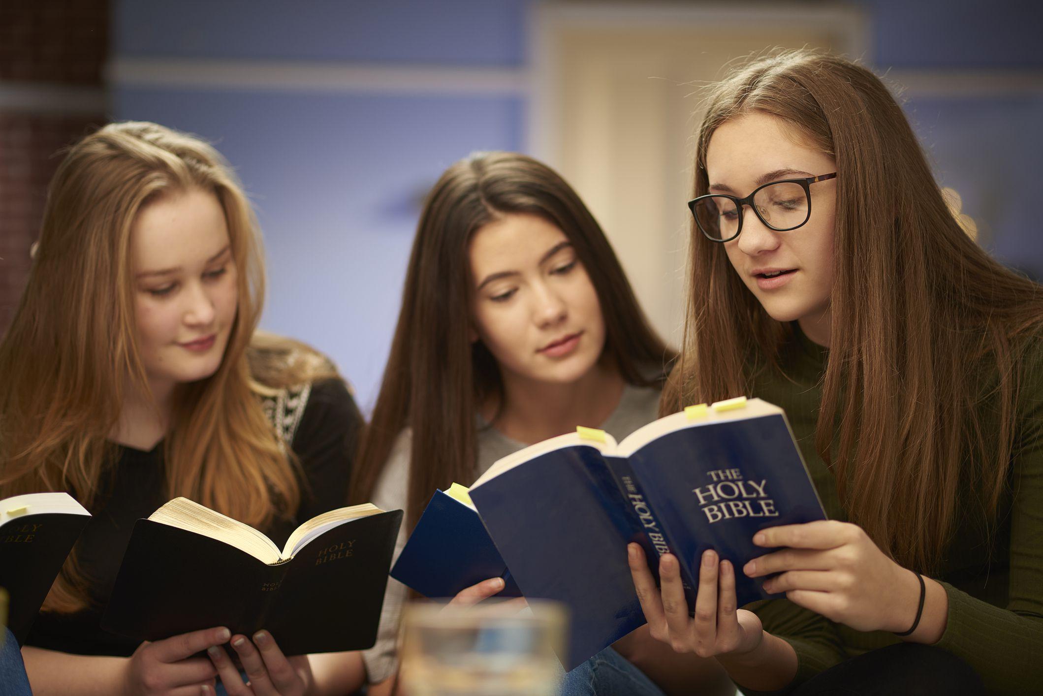 Teen girls bible — img 10