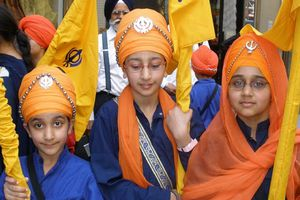 NYC Sikh Day Parade Singhni Legacy of 10th Guru